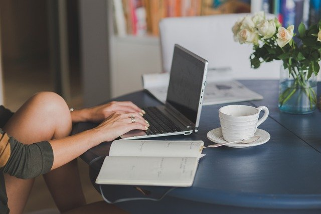 Office Work Business Computer