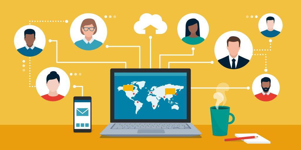 managing remote sales professionals