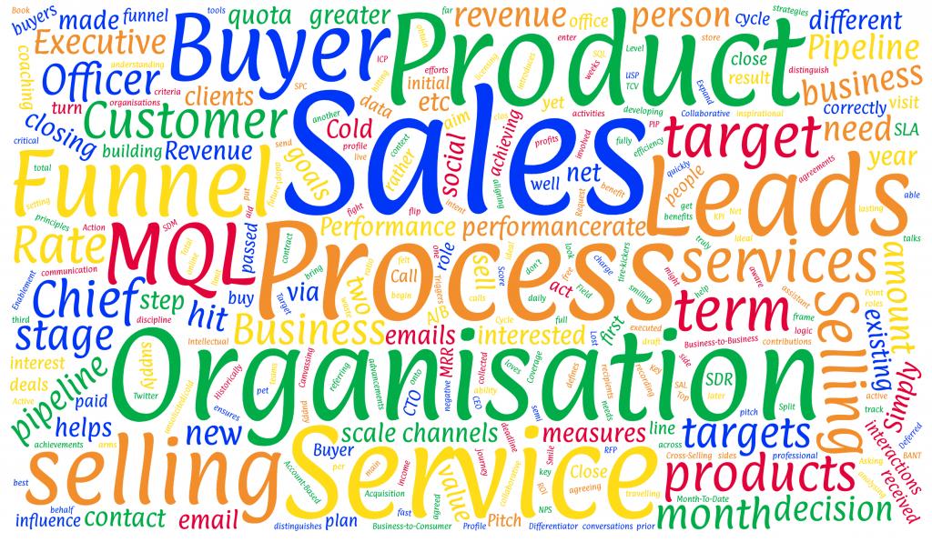 sales terminology