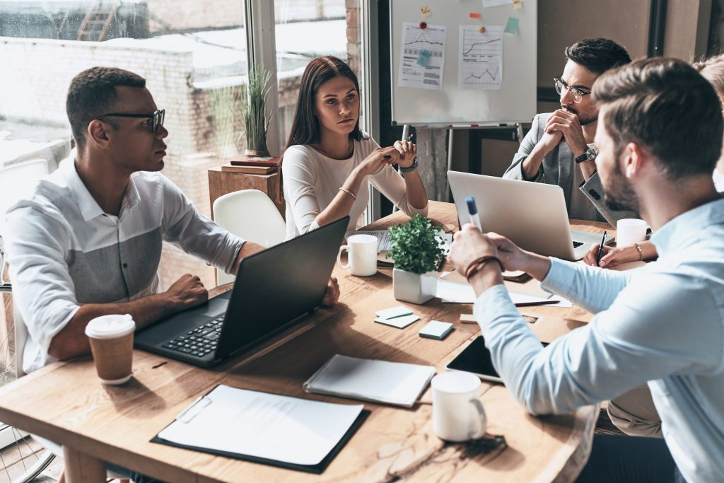 Sales development team
