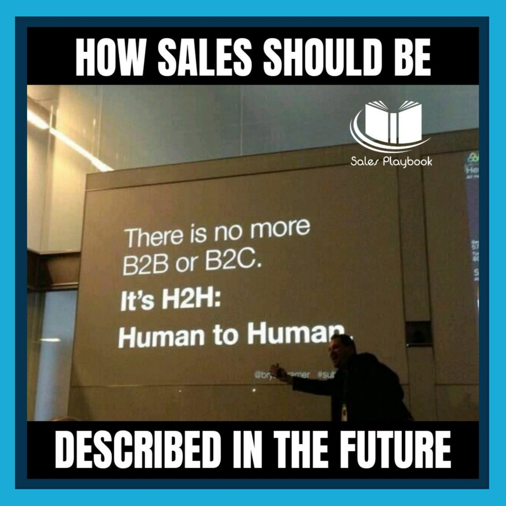 sales meme how sales should be described in the future