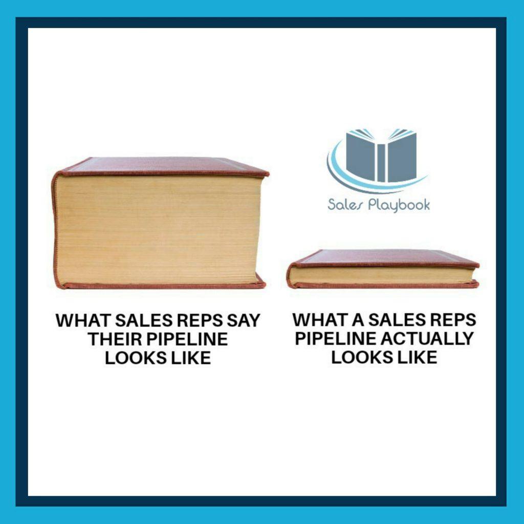 sales meme what sales reps say their pipeline looks like what a sales reps pipeline actually looks like