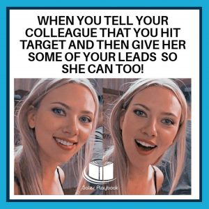 sales colleagues - sales memes